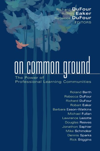 On Common Ground The Power of Professional Learning Communities  2005 edition cover