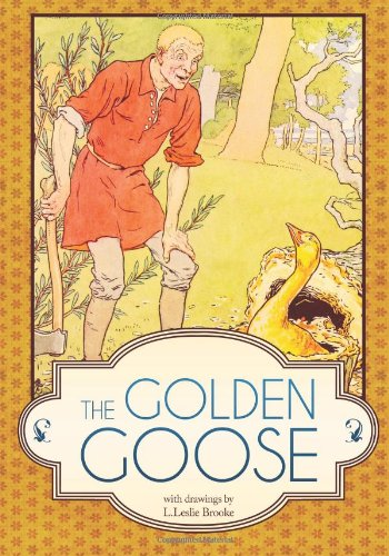 Golden Goose   2013 9781939652423 Front Cover