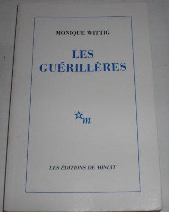 LES GUERILLERES 1st edition cover