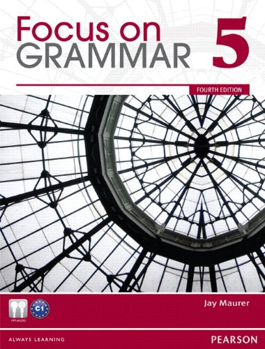 Value Pack Focus on Grammar 5 Student Book and Workbook 4th 2012 9780132862424 Front Cover