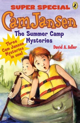 Summer Camp Mysteries   2007 edition cover