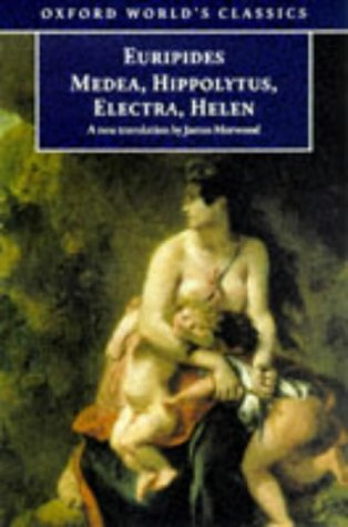 Medea and Other Plays   1998 edition cover