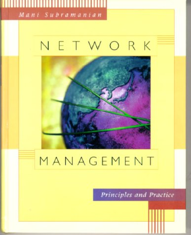 Network Management Principles and Practice  2000 9780201357424 Front Cover