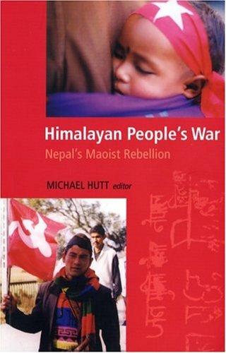 Himalayan People's War Nepal's Maoist Rebellion  2004 edition cover