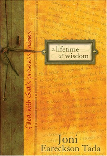 Lifetime of Wisdom Embracing the Way God Heals You  2009 edition cover