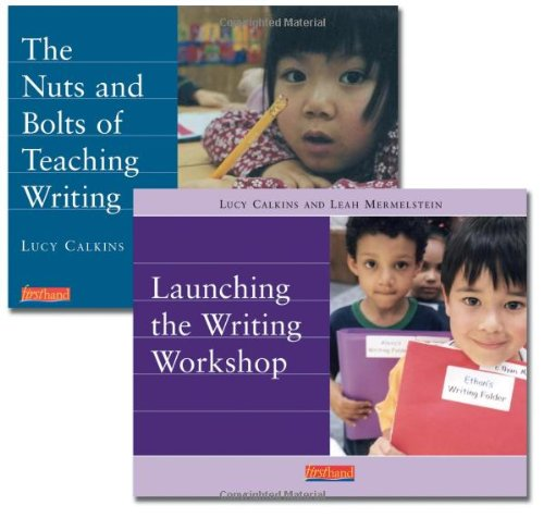 Launch a Primary Writing Workshop Gettting Started with Units of Study for Primary Writing, Grades K-2  2010 edition cover
