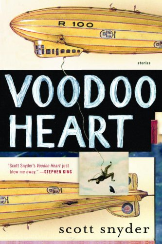 Voodoo Heart  N/A edition cover