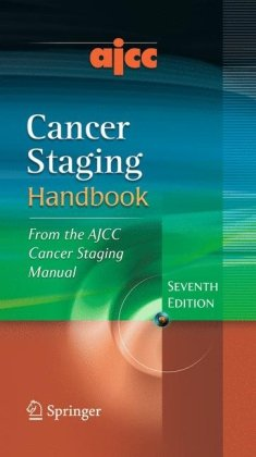 Cancer Staging Handbook  7th 2010 edition cover