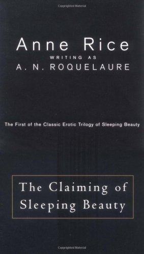 Claiming of Sleeping Beauty   1983 edition cover