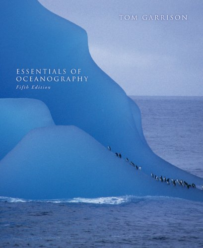 ESSENTIALS OF OCEAN.-W/ACCESS N/A 9780495752424 Front Cover