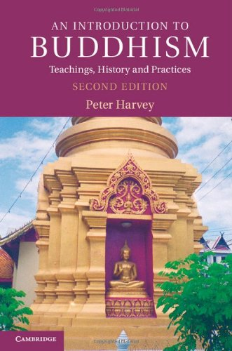 Introduction to Buddhism Teachings, History and Practices 2nd 2012 (Revised) 9780521859424 Front Cover