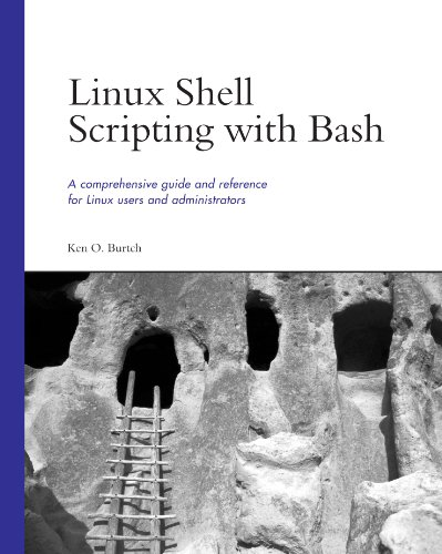Linux Shell Scripting with Bash   2004 edition cover