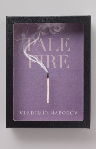 Pale Fire   1962 edition cover