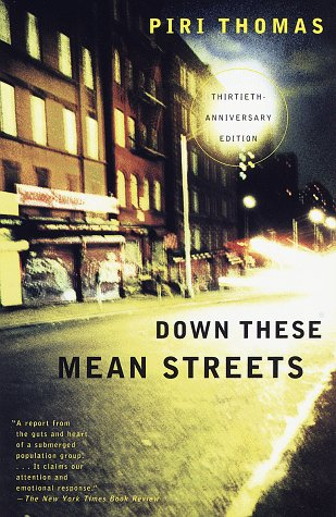 Down These Mean Streets  2nd 1997 (Revised) edition cover