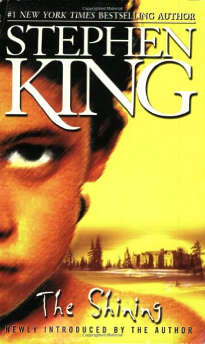 Shining   1977 (Reprint) edition cover