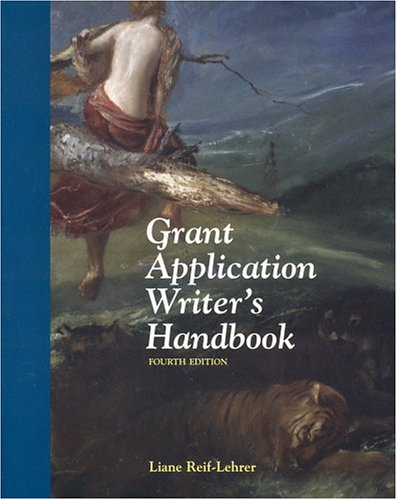 Grant Application Writer's Handbook  4th 2005 (Revised) edition cover