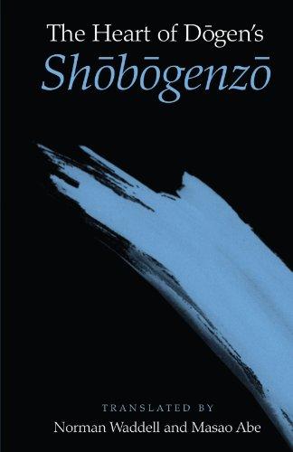 Heart of Dogen's Shobogenzo   2002 edition cover