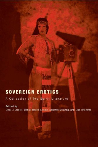 Sovereign Erotics A Collection of Two-Spirit Literature 3rd 2011 9780816502424 Front Cover