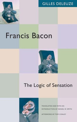 Francis Bacon The Logic of Sensation N/A edition cover