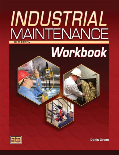 Industrial Maintenance:   2010 edition cover