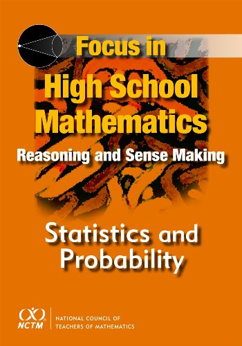 Focus in High School Mathematics : Statistics and Probability  2009 edition cover