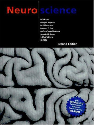 Neuroscience 2nd 2001 edition cover
