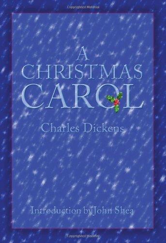 Christmas Carol   2010 edition cover
