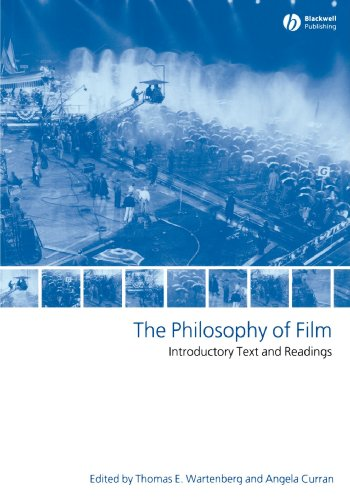Philosophy of Film Introductory Text and Readings  2005 edition cover