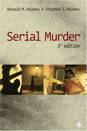 Serial Murder  3rd 2010 edition cover