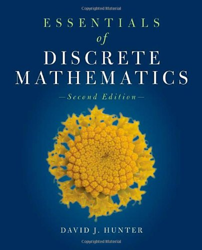 Essentials of Discrete Mathematics  2nd 2012 edition cover