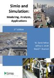 Simio and Simulation: Modeling, Analysis, Applications  N/A edition cover
