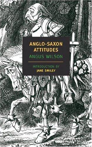 Anglo-Saxon Attitudes   2005 edition cover