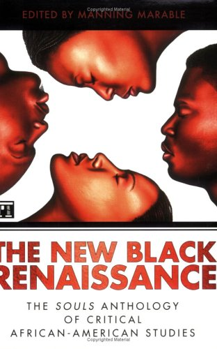 New Black Renaissance The Souls Anthology of Critical African-American Studies 6th 2006 edition cover