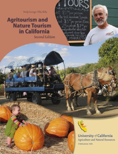 Agritourism and Nature Tourism in California  2nd 2011 edition cover