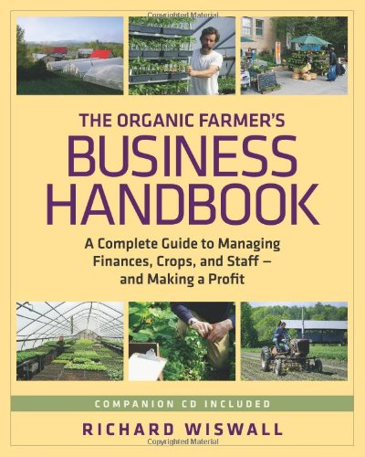 Organic Farmer's Business Handbook A Complete Guide to Managing Finances, Crops, and Staff - And Making a Profit  2009 edition cover