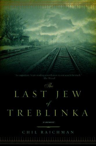 Last Jew of Treblinka A Memoir N/A edition cover