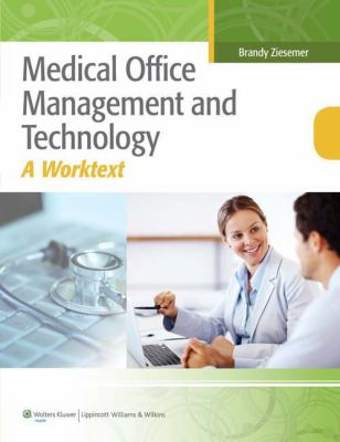 Medical Office Management and Technology   2013 edition cover