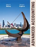 Advanced Accounting  2nd 2014 edition cover