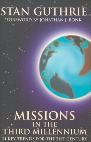 Missions in the Third Millennium 21 Key Trends for the 21st Century  2000 edition cover