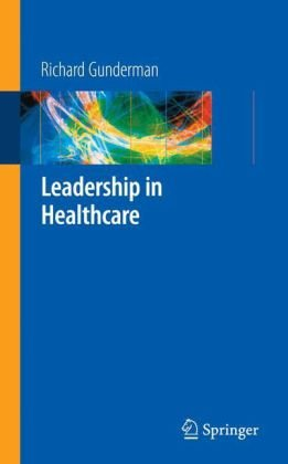 Leadership in Healthcare   2009 edition cover