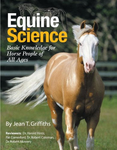 EQUINE SCIENCE:BASIC KNOWLEDGE N/A edition cover