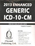 2013 Enhanced Generic ICD-10-CM  N/A edition cover