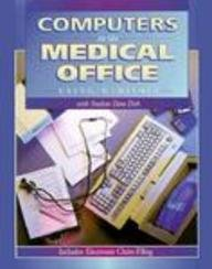 Computers in the Medical Office Using Medisoft(DOS Version)  1995 edition cover
