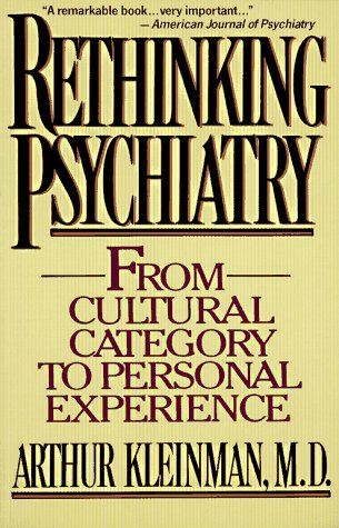 Rethinking Psychiatry   1991 9780029174425 Front Cover