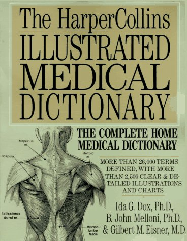 HarperCollins Illustrated Medical Dictionary  N/A edition cover