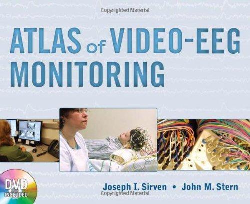 Atlas of Video-EEG Monitoring   2011 edition cover