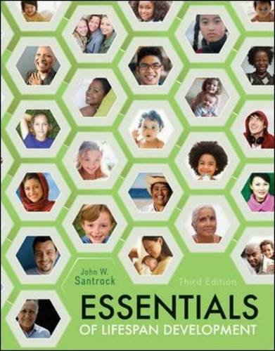 Essentials of Life-Span Development  3rd 2014 9780078035425 Front Cover