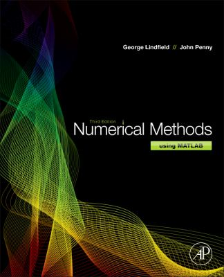 Numerical Methods Using MATLAB 3rd 2012 edition cover