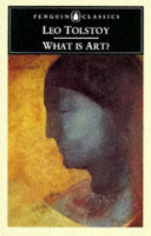 What Is Art?   1995 edition cover