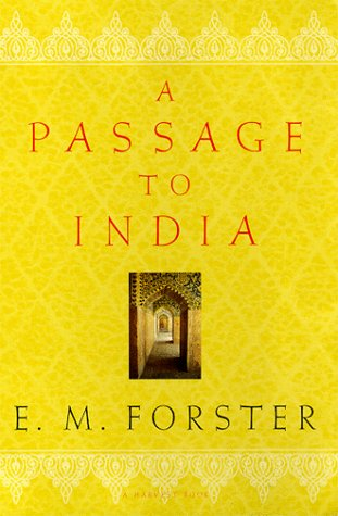 Passage to India   1965 (Reprint) 9780156711425 Front Cover
